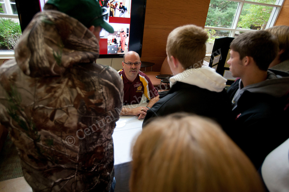 CMU and You day, September 13, 2014.