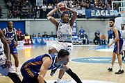 Wes Clark<br /> Acqua San Bernardo Cantu - Happy Casa Brindisi<br /> LBA Lega Basket Serie A - 2019/2020<br /> Desio, 12/01/2020<br /> Foto Silvia Fassi / Ciamillo