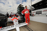 Helio Castroneves, Indianapolis 500, Indy Car Series