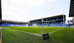 A general view of Goodison Park ahead of the opening game of the season - Mandatory byline: Matt McNulty/JMP - 07966386802 - 08/08/2015 - FOOTBALL - Goodison Park -Liverpool,England - Everton v Watford - Barclays Premier League