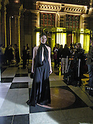 Maria Grachvogel, British Fashion Awards, V. & A. Museum. 2 November 2004. ONE TIME USE ONLY - DO NOT ARCHIVE  © Copyright Photograph by Dafydd Jones 66 Stockwell Park Rd. London SW9 0DA Tel 020 7733 0108 www.dafjones.com