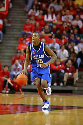 06 January 2007: Marico Stinson. The Sycamores of Indiana State University topped the Redbirds home 54 - 50 inside Redbird Arena in Normal Illinois on the campus of Illinois State University.<br />