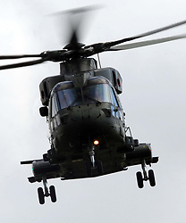 MERLIN HELICOPTER, The Royal International  2017 Air Tattoo RAF Fairford Swindon 13th-16th July 2017.<br /> Photo:Mike Capps