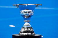 LONDEN -  de worldcup   na het winnen van  de finale Nederland-Ierland (6-0) bij  wereldkampioenschap hockey voor vrouwen.  . COPYRIGHT  KOEN SUYK