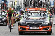 BELGIUM / NOKERE / CYCLING / WIELRENNEN / CYCLISME / 71TH NOKERE KOERSE / DEINZE TO NOKERE / NOKERE BERG / DANILITH CLASSIC ME 1.HC / MEURISSE XANDRO (CRELAN-VASTGOEDSERVICE)