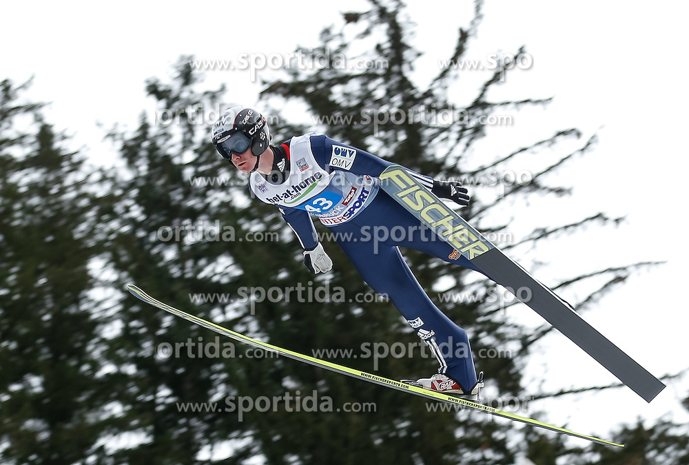 04.01.2014, Bergisel Schanze, Innsbruck, AUT, FIS Ski Sprung Weltcup, 62. Vierschanzentournee, Probesprung, im Bild Lukas Hlava (CZE) // Lukas Hlava of Czech Republic during Trial Jump of 62nd Four Hills Tournament of FIS Ski Jumping World Cup at the Bergisel Schanze, Innsbruck, Austria on 2014/01/04. EXPA Pictures © 2014, PhotoCredit: EXPA/ Peter Rinderer