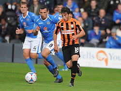 Luke Gambin Barnet, Barnet v Eastleigh, Vanarama Conference, Saturday 4th October 2014