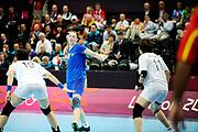 DESCRIZIONE : Handball Jeux Olympiques Londres Quart de Finale<br /> GIOCATORE : Zhilinskayte Victoria RUS <br /> SQUADRA : Russie Femme<br /> EVENTO :  Handball Jeux Olympiques<br /> GARA : Coree Russie<br /> DATA : 07 08 2012<br /> CATEGORIA : handball Jeux Olympiques<br /> SPORT : HANDBALL<br /> AUTORE : JF Molliere <br /> Galleria : France JEUX OLYMPIQUES 2012 Action<br /> Fotonotizia : France Handball Femme Jeux Olympiques Londres Quart de Finale Copper Box<br /> Predefinita :