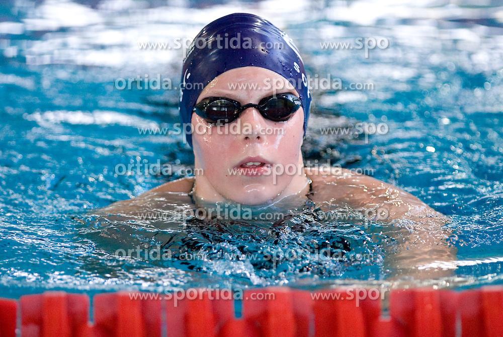 Tjasa Oder at International Swimming competition of Kranj, on June 14, 2009, in Olympic pool, Kranj, Slovenia. (Photo by Vid Ponikvar / Sportida)