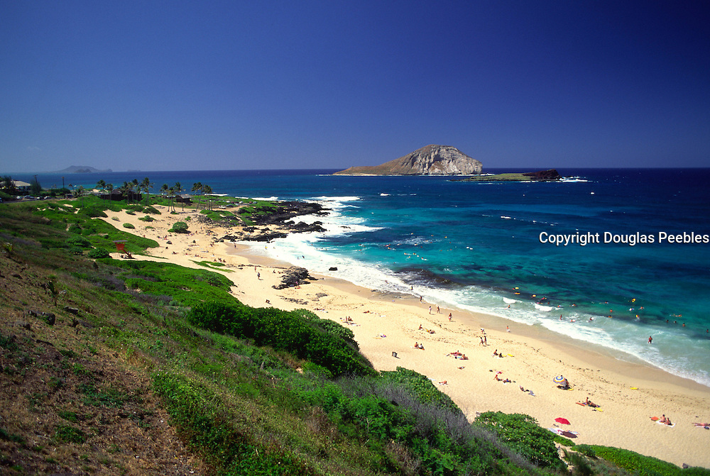 Makapu'u Beach, Oahu, Hawaii<br />