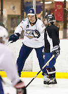 OKC Barons Assist with Youth Hockey Practice - 1/6/2011