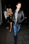 26.JANUARY.2010. LONDON<br /> <br /> GEORGE LINEKER WALKING THROUGH MAYFAIR WITH A COUPLE OF MYSTERY GIRLS.<br /> <br /> BYLINE: EDBIMAGEARCHIVE.COM<br /> <br /> *THIS IMAGE IS STRICTLY FOR UK NEWSPAPERS AND MAGAZINES ONLY*<br /> *FOR WORLD WIDE SALES AND WEB USE PLEASE CONTACT EDBIMAGEARCHIVE - 0208 954 5968*