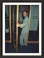 David Bowie Bury st<br /> Mayfair By Jack Ludlam<br /> A2 Museum-quality Archival signed Framed Photograph (Limited Edition) £950
