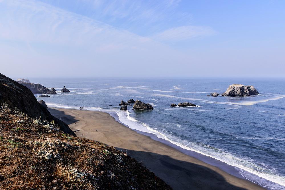 Goat Rock State Beach,  Sonoma Coast State Park, California
