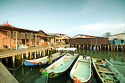 Chew Jetty of Clan Jetty Penang
