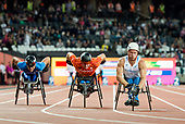 WC Para Athletics London 2017 day 1
