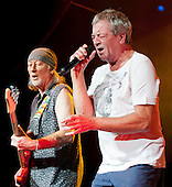 Deep Purple at The Clyde Auditorium, Glasgow Oct 2013