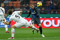 "Rodrigo Palacio Inter.Milano 02/12/2012 Stadio ""San Siro"".Football Calcio Serie A 2012/13.Inter v Palermo.Foto Insidefoto Paolo Nucci."