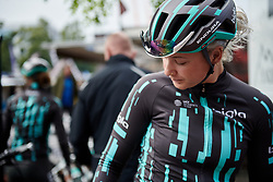Emma Norsgaard Jorgensen (DEN) before Boels Ladies Tour 2019 - Stage 4, a 135.6 km road race from Arnhem to Nijmegen, Netherlands on September 7, 2019. Photo by Sean Robinson/velofocus.com
