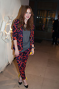 ANGELA SCANLON, Valentino: Master of Couture - private view. Somerset House, London. 28 November 2012