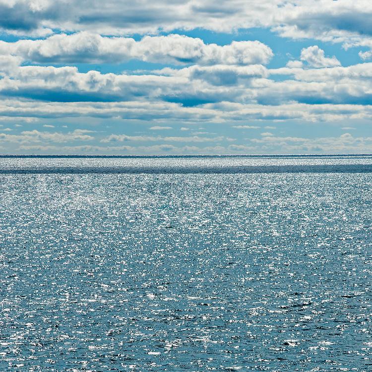Massachusetts, Cuttyhunk Island, Sparkling Ocean, Vineyard Sound, Atlantic Ocean