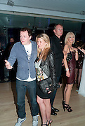 TOM PARKER BOWLES; SARA PARKER BOWLES, An evening at Sanderson to celebrate 10 years of Sanderson, in aid of Clic Sargent. Sanderson Hotel. 50 Berners St. London. W1. 27 April 2010 *** Local Caption *** -DO NOT ARCHIVE-© Copyright Photograph by Dafydd Jones. 248 Clapham Rd. London SW9 0PZ. Tel 0207 820 0771. www.dafjones.com.<br /> TOM PARKER BOWLES; SARA PARKER BOWLES, An evening at Sanderson to celebrate 10 years of Sanderson, in aid of Clic Sargent. Sanderson Hotel. 50 Berners St. London. W1. 27 April 2010