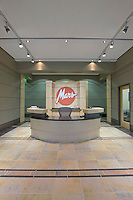 Interior design photography of Mars corporate offices constructed by Merritt Properties, architectural photograpy by Jeffrey Sauers of Commercial Photographics