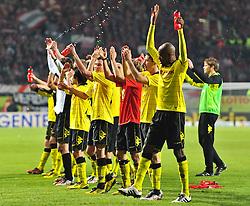 31.10.2010, Bruchwegstadion, Mainz, GER, 1. FBL, FSV Mainz 05 vs BVB Borussia Dortmund, im Bild Dortmund gewinnt 2:0 in Mainz, EXPA Pictures © 2010, PhotoCredit: EXPA/ nph/  Roth+++++ ATTENTION - OUT OF GER +++++