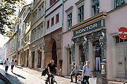 Altstadt Vorwerksgasse, Weimar, Thüringen, Deutschland | old town, Vorwerksgasse, Weimar, Thuringia, Germany