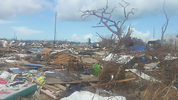 """Devastation on the island of Abaco and a rush to help survivors has meant the Bahamian government isnâ¤â""""¢t able to prioritize establishing a final death toll, according to Health Minister Duane Sands. The actual toll is believed to be far higher than the 44 deaths reported so far. Photo by Al Diaz/Miami Herald/TNS/ABACAPRESS.COM"""
