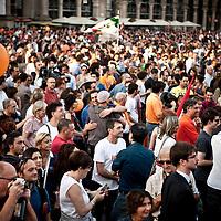 Giuliano Pisapia sindaco di Milano - 5/6-2011