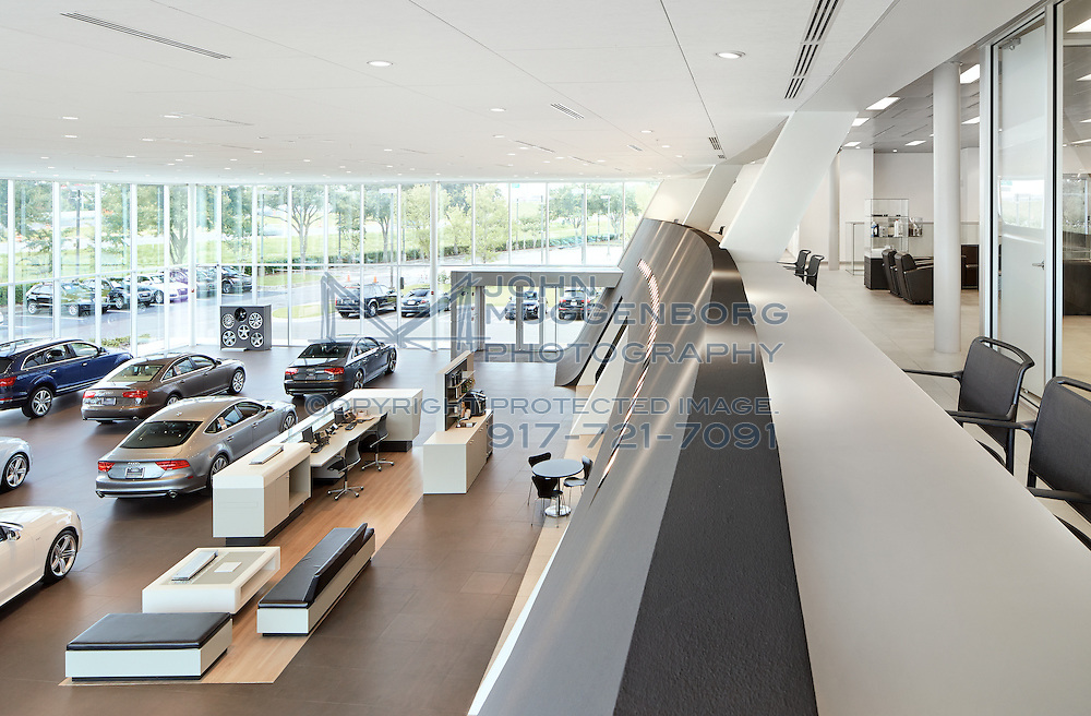 Image of the Audi Terminal dealership in North Orlando, FL.