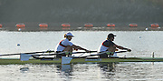 Caversham, Great Britain, left Anna WATKINS and Katherine RAINGER .  GB Rowing, Training Centre.  {DOW  {DATE} [Mandatory Credit. Peter Spurrier/Intersport Images]