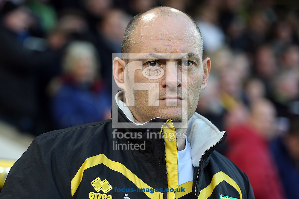 Norwich Manager Alex Neil before the Sky Bet Championship match at Carrow Road, Norwich<br /> Picture by Paul Chesterton/Focus Images Ltd +44 7904 640267<br /> 02/01/2017