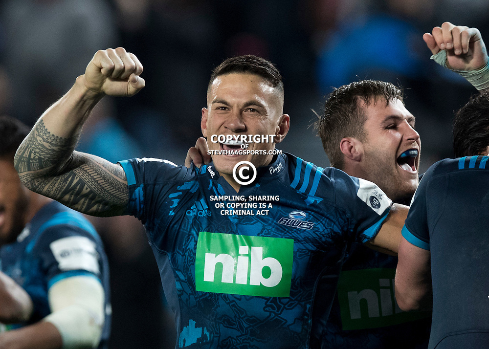 Sonny Bill Williams, Eden Park, Auckland game 2 of the British and Irish Lions 2017 Tour of New Zealand,The match between the Auckland Blues and British and Irish Lions, Wednesday 7th June 2017   <br /> <br /> (Photo by Kevin Booth Steve Haag Sports)<br /> <br /> Images for social media must have consent from Steve Haag