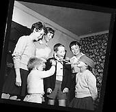 28/10/1960 Halloween at Botanic Road