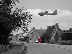B17 Flying Fortress Grafton Underwood