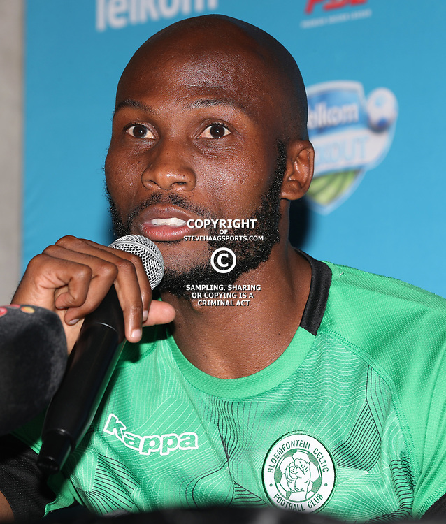 Telkom Knockout final official Press Conference   Steve Haag Sports