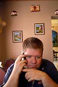 Ted Andkilde at Mi Casita Restaurant.