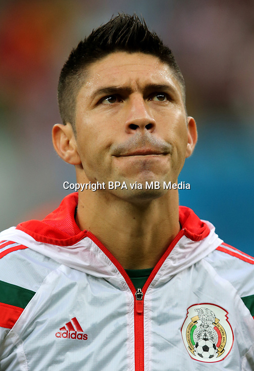 Fifa Men&acute;s Tournament - Olympic Games Rio 2016 - <br /> Mexico National Team - <br /> Oribe Peralta