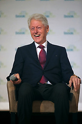 """President Bill Clinton, James Patterson BookCon interview for their book """"The President Is Missing"""". 03 Jun 2018 Pictured: President Bill Clinton. Photo credit: SteveSands/NewYorkNewswire/MEGA TheMegaAgency.com +1 888 505 6342"""