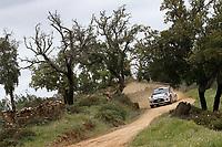 Henning Solberg (NOR) / PREVOT (BEL) - Ford Fiesta WRC
