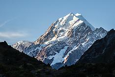 Mount Cook - Lake Tekapo