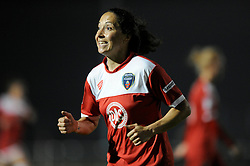 Bristol Academy's Laura Del Rio - Photo mandatory by-line: Dougie Allward/JMP - Mobile: 07966 386802 - 20/09/2014 - SPORT - FOOTBALL - Bristol - SGS Wise Campus - BAWFC v Arsenal Ladies - FA Womens Super League