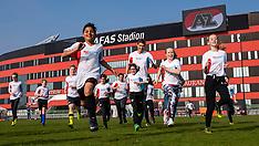 20190322 NED: BvdGF Football clinic AZ, Alkmaar