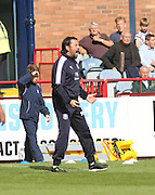Dundee manager Paul Hartley - Dundee v Inverness Caledonian Thistle in the Ladbrokes Premiership at Dens Park<br /> <br />  - &copy; David Young - www.davidyoungphoto.co.uk - email: davidyoungphoto@gmail.com
