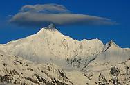 Meili Snow mountain, Yunnan province, China