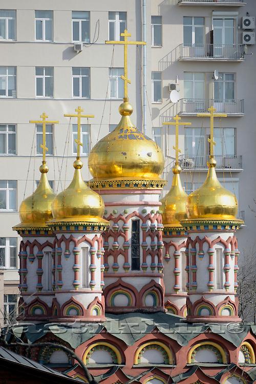Church on Bersenievskaya Naberezhnaya.