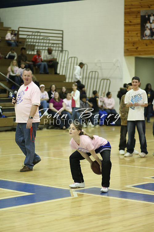 Date:  February/4/10, MCHS Varsity Girls Basketball vs George Mason, Breast Cancer Awareness Game,  The Girls Varsity Basketball team lost to the defending Group A State Champions tonight 60-28. Madison jumped out to an early 5-0 lead but it was all Mustangs the rest of the way. Jordan Aylor led Madison with 6 points. Madison (7-13; 3-4)