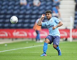 DeAndre Yedlin of Newcastle United in action - Mandatory by-line: Jack Phillips/JMP - 22/07/2017 - FOOTBALL - Deepdale - Preston, England - Preston North End v Newcastle United - Pre-Season Club Friendly